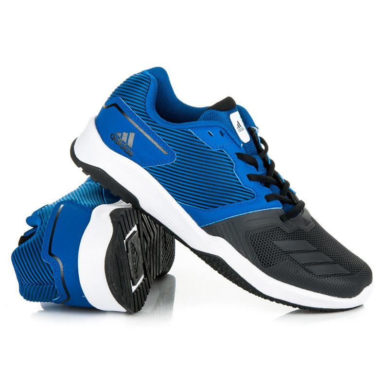 modro čierne adidas pánske tenisky