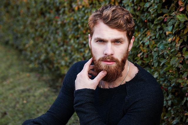 bradatý muž