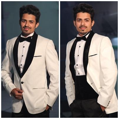 dress code black tie v bielom prevedení