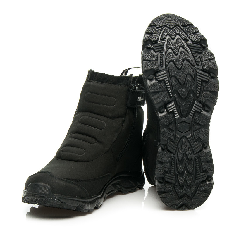 zimné pánske topánky