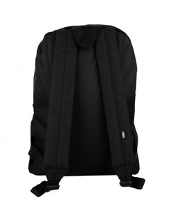 Krásny čierny ruksak M Old Skool II Backpack Black/White