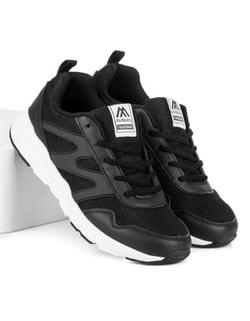 67e84fa47b531 Pánske športové tenisky v čiernej farbe ...
