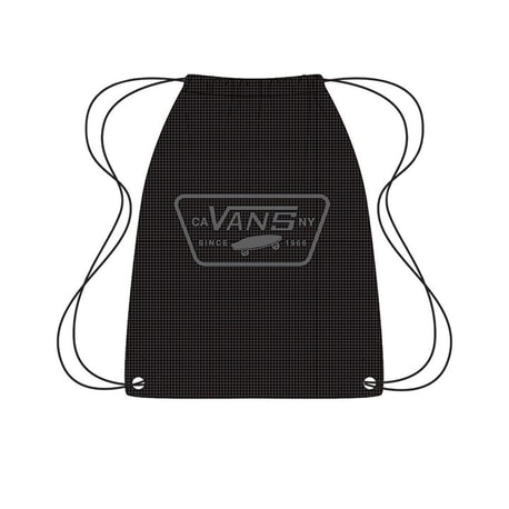 Čierny vak League Bench Bag Black Ripstop