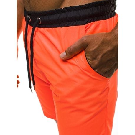 Pomarančové pánske plavky OZONEE A 716 - Budchlap.sk bde8722eb5