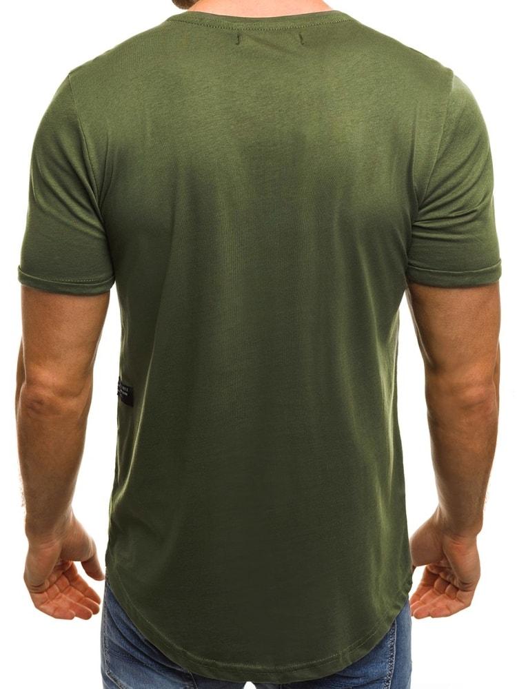 Khahi tričko s potlačou BREEZY 181045 - Budchlap.sk 91cbab384c3