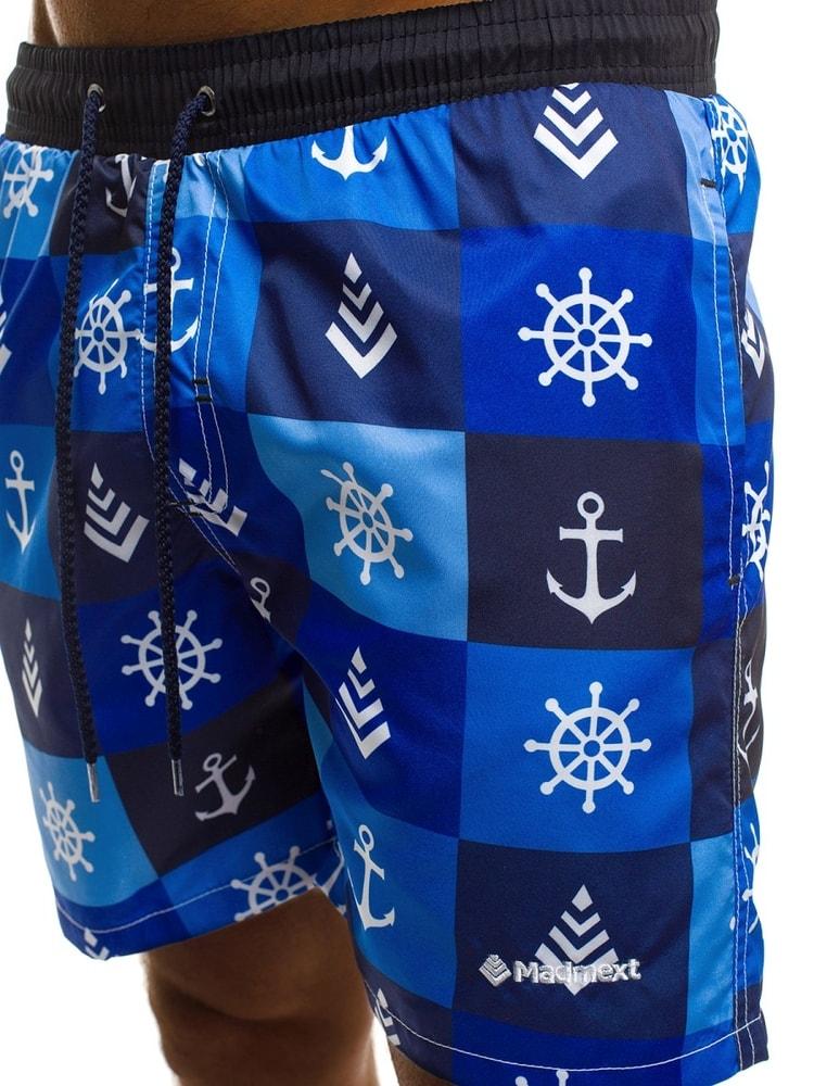 Námornícke pánske plavky nebesky modré MAD 2371 - Budchlap.sk 5231209a90