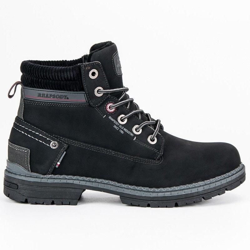 aa3f9a5493 Perfektné čierne topánky American - Budchlap.sk