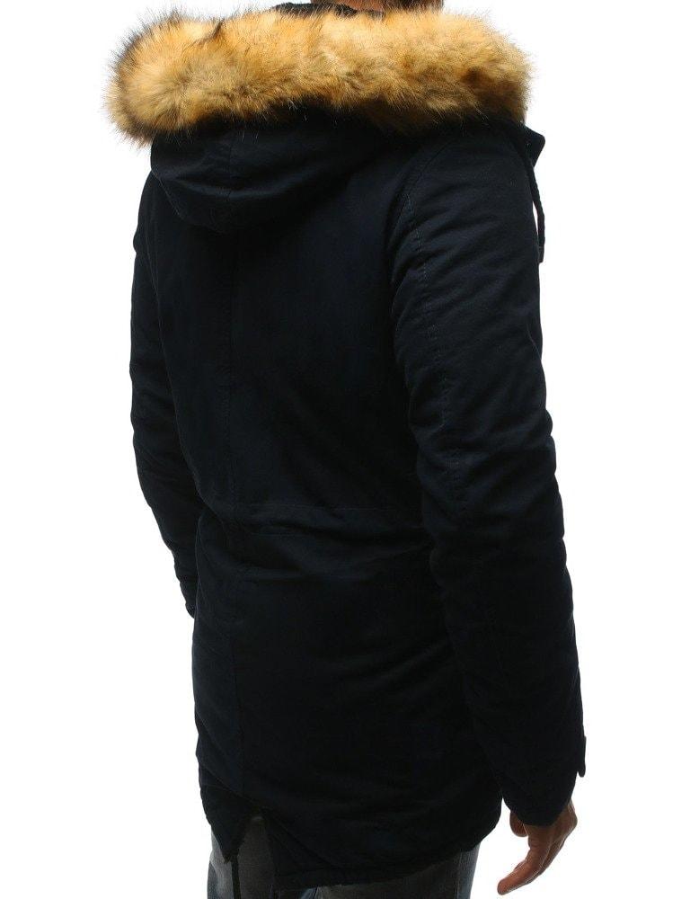 Originálna zimná bunda v granátovej farbe - Budchlap.sk d21666eaae8