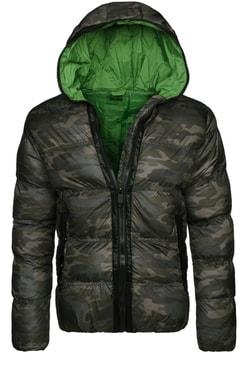 ARMY zimná bunda STEGOL 128 zelená
