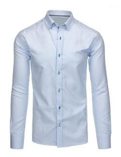 Elegantná svetlo modrá košeľa pre pánov