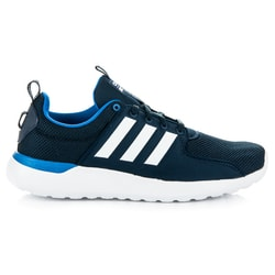 Úžasné tenisky ADIDAS cf lite racer modré - 42.5