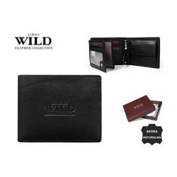 Always Wild kožená peňaženka