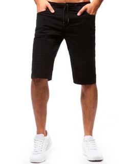 Čierne šortky