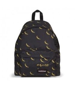 PADDED Banana čierny batoh