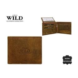 Pánska kožená peňaženka Always Wild