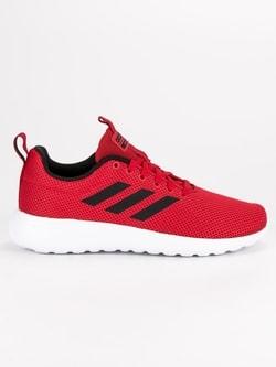 Jedinečné červené tenisky ADIDAS lite racer cln b96573 - 44.5