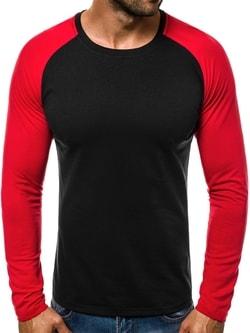 0bbbb3a0f14 Jednoduché tričko čierne OZONEE JS 5005LA - XXL