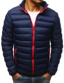 Originálna granátová zimná bunda - L