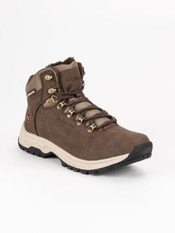 7734ca140d Hnedé zimné topánky MCKEYLOR - 42