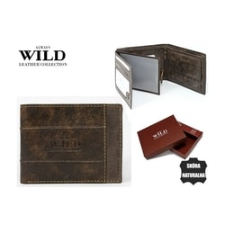 Kožená peňaženka Always Wild